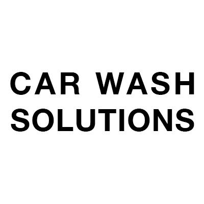Soluções de lavagem de carro dedicada