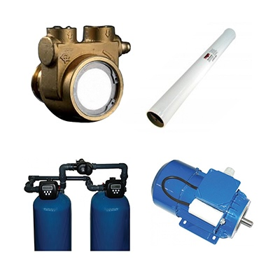 Tratamento e filtragem de água