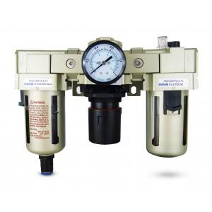 Filtro desidratador regulador lubrificador FRL 3/4 de polegada definido para arejar AC4000-06D