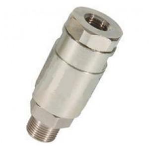 Encaixe giratório direto na mangueira de pressão, lavar 1/4, 3/8 de polegada