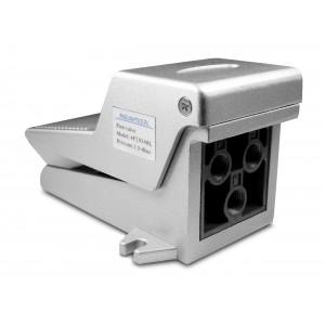 Pedal de ar de válvula de pé 5/2 1/4 polegadas cilindros 4F210L - biestável