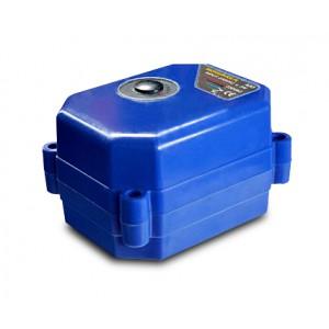 Atuador elétrico para válvula de esfera 9-24V DC A80 7 fios