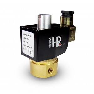 Válvula solenóide de alta pressão aberta HP20-NO