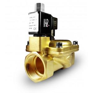A válvula solenóide 2K40 abre NO 1 1/2 polegada 230V ou 12V 24V