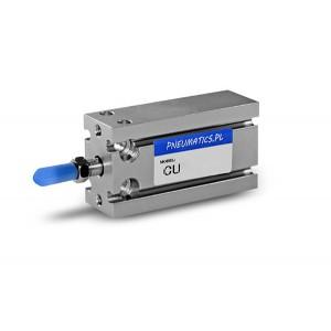 Cilindros Pneumáticos Compact CU 25x10