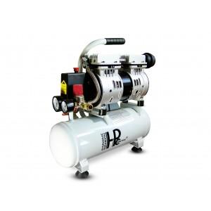 Compressor silencioso sem óleo 550W 6l