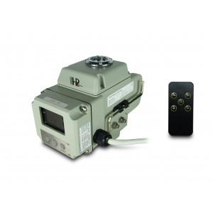 Atuador elétrico de válvula de esfera A1600 230V AC 160Nm control 4-20mA