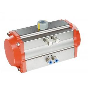 Atuador de válvula pneumático AT92-SA Ação unilateral da mola