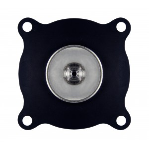 Válvulas diafragma para solenóide série 2N 15,20,25 NBR ou EPDM