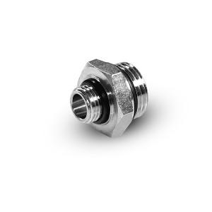 Bocal de redução 1/4 - 1/8 inch G01-G02 O-rings