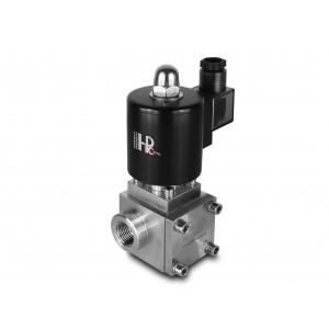Válvula solenóide de alta pressão HP100