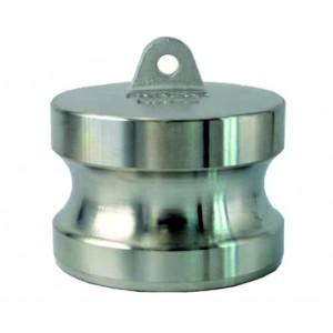 Conector Camlock - tipo DP 1 DN32 SS316 de 1/4 de polegada