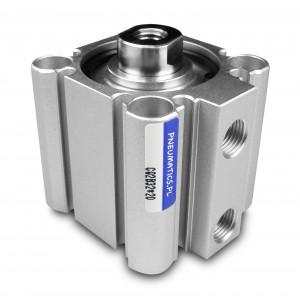 Cilindros Pneumáticos Compact CQ2 50x25