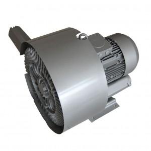 Ventilador de canal lateral, bomba de ar Vortex, turbina, bomba de vácuo com dois rotores SC2-4000 4KW
