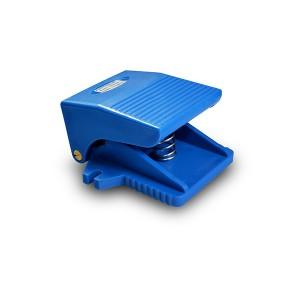 Válvula de pé, pedal pneumático 3/2 1/4 de polegada para cilindros pneumáticos 3F210