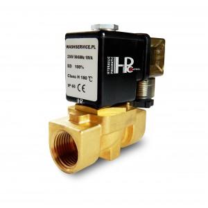 Válvula solenóide 2N10 1/2 polegada VITON 230V ou 12V 24V