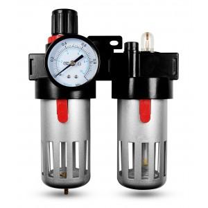 Filtro desidratador regulador lubrificador FRL 1/2 polegada definido para arejar BFC4000