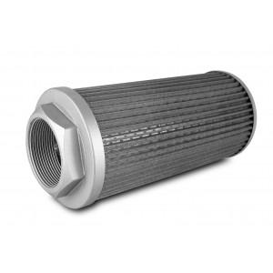 Filtro de ar para bomba de ar de vórtice, soprador de canal lateral, 2 polegadas
