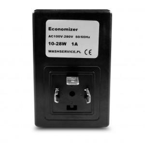Dispositivo de economia de energia para válvula solenóide