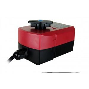 A válvula do atuador aciona A82 230V, 24V CA 3 fios