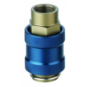 Válvula de corrediça manual 3/2 1/4 de polegada HSV-08