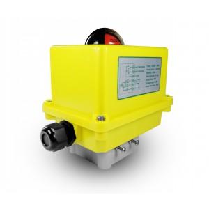 Atuador elétrico de válvula de esfera A250 230V AC 25Nm