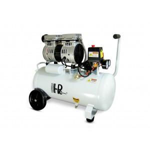 Compressor silencioso sem óleo 750W 24l