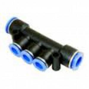 Distribuidor com redução do mamilo PKG10-08