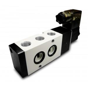 Válvula solenóide 5/2 4V310 NAMUR para cilindros pneumáticos