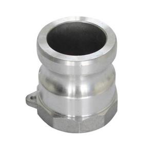 Conector Camlock - tipo A 3/4 pol. DN20 de alumínio