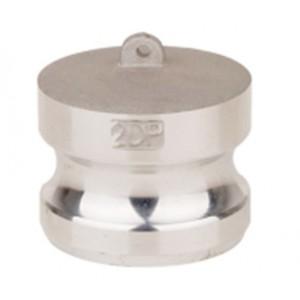 Conector Camlock - tipo DP 1/2 polegada DN15 Alumínio