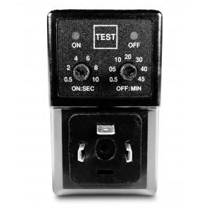 Temporizador - controlador de tempo T700 para a válvula solenóide