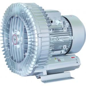 Ventilador de canal lateral, bomba de ar Vortex, turbina, bomba de vácuo SC-5500 5,5KW