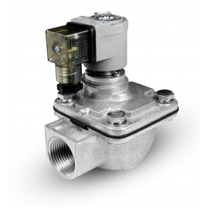 Válvula solenóide de pulso para limpeza de filtro MV15T de 1/2 polegada