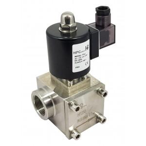 Válvula solenóide de alta pressão HP250 150bar
